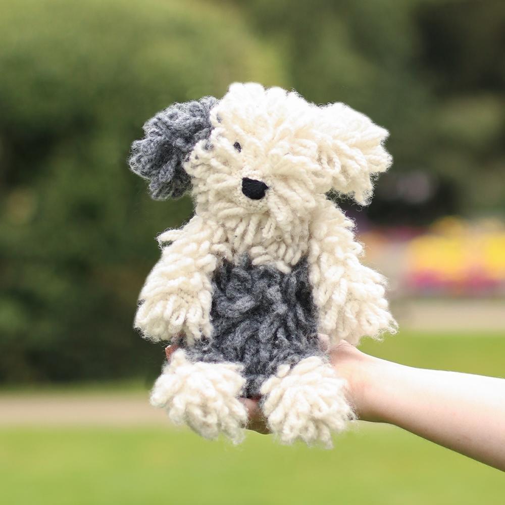 Toft UK Samson the Old English Sheepdog