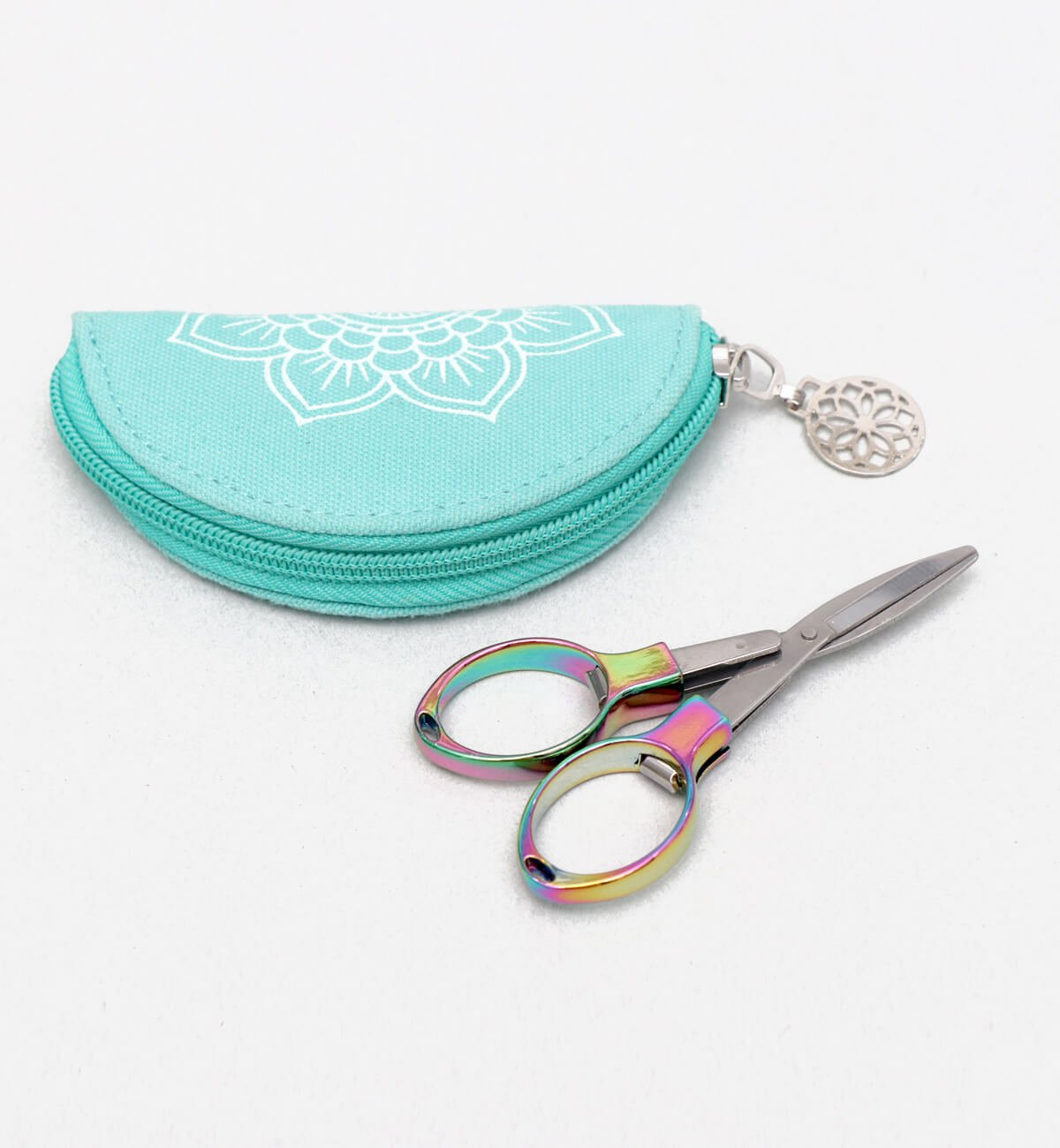 Mindful Collection Rainbow Folding Scissors