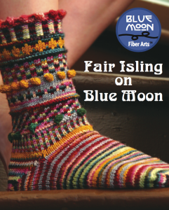Fair Isling on Blue Moon