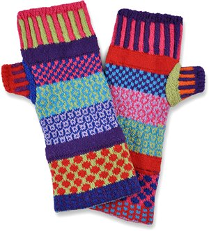 Solmates Fingerless Mitts