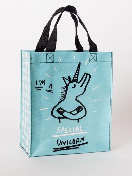 Blue Q Special Unicorn Handy Tote