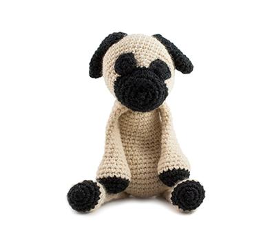Toft UK Spencer the Pug