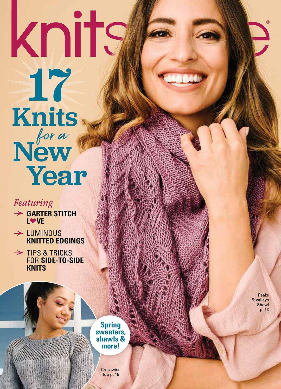Knit Scene Spring 2020