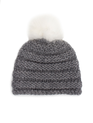 Toft UK Knit Strata Hat Kit