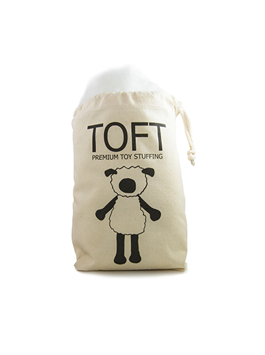 Toft UK Premium Toy Stuffing in Reusable Tote