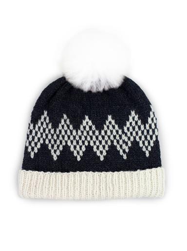 Toft UK Knit Toboggan Hat Kit