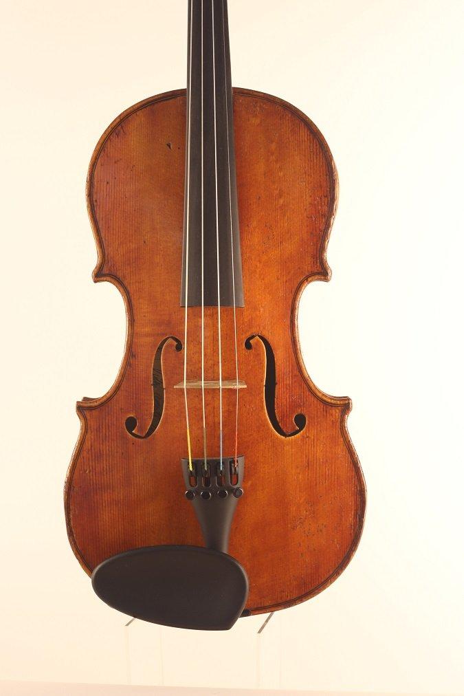 3/4 Paul Schuback Violin