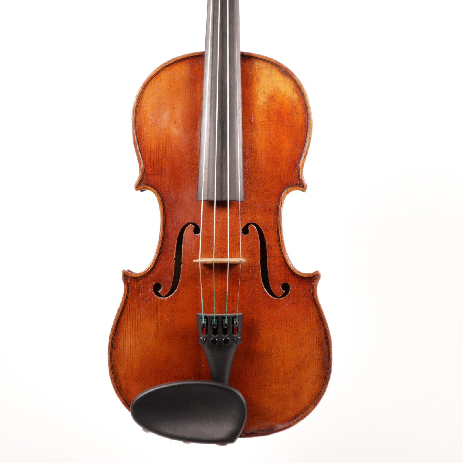 3/4 Enrico Robella Milano 1954 Violin