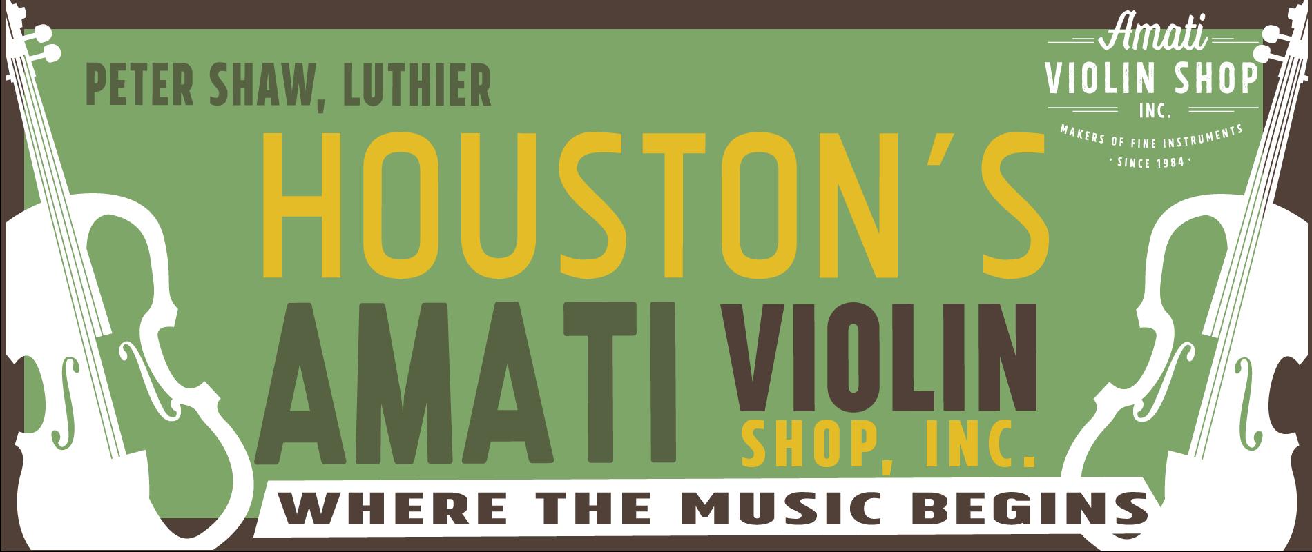 Amati Violin Shop | Houston, TX