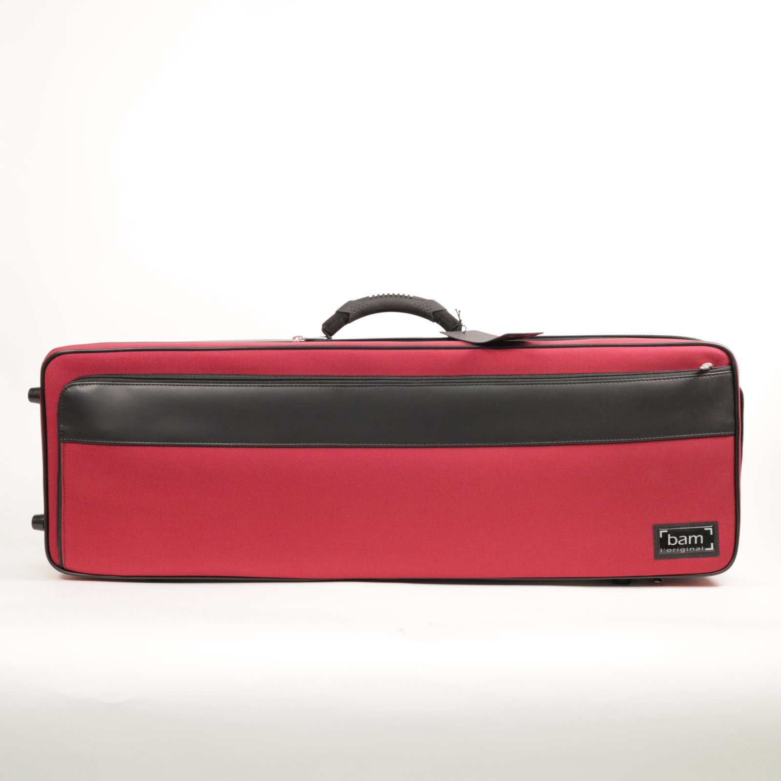 Bam Artisto Red Violin Case