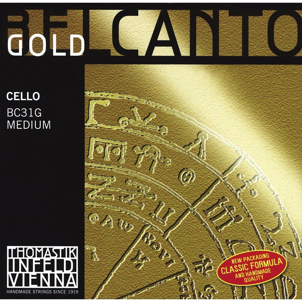 Belcanto Gold Cello G