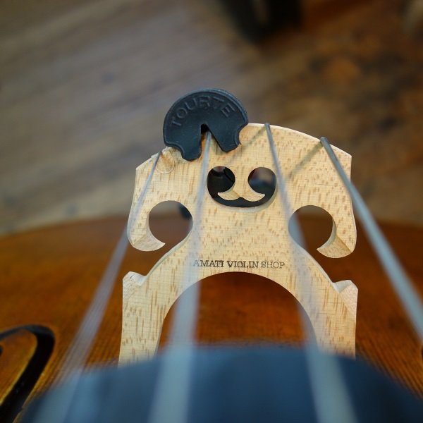 Original Tourte Cello 1-Hole Mute