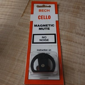 Bech Magnetic Mute Cello