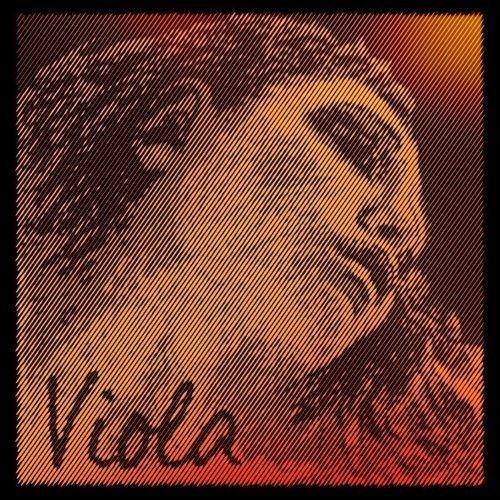 Evah Pirazzi Gold Viola D