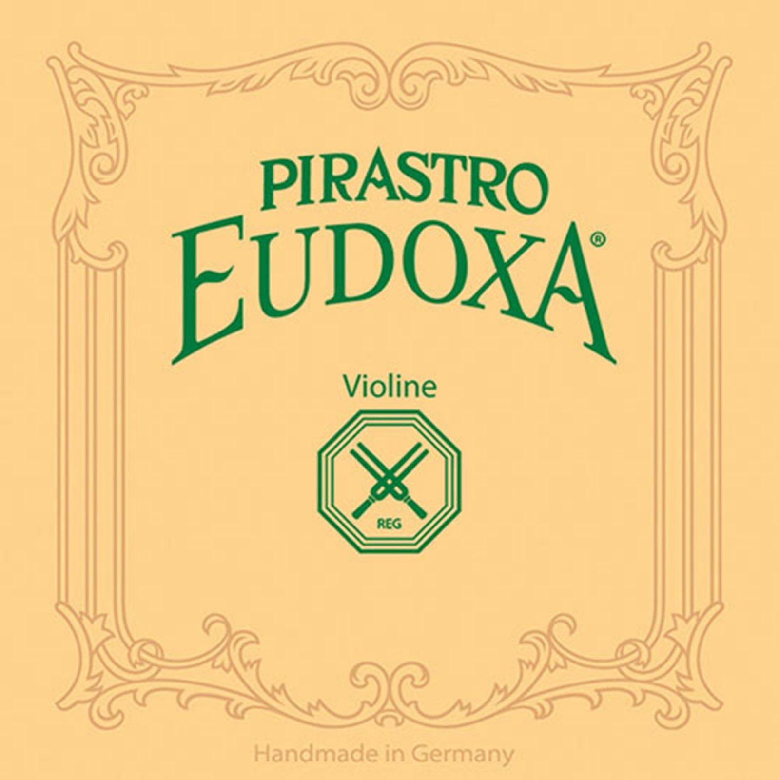 Eudoxa Violin E Steel Loop