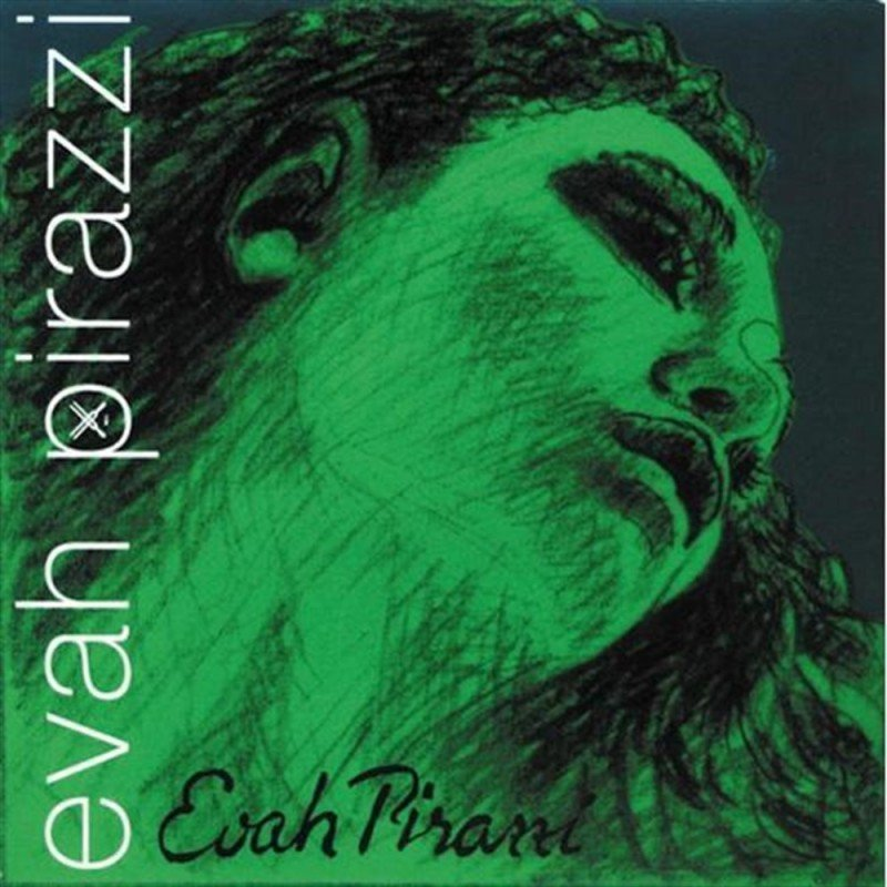 3/4-1/2 Evah Pirazzi Violin D