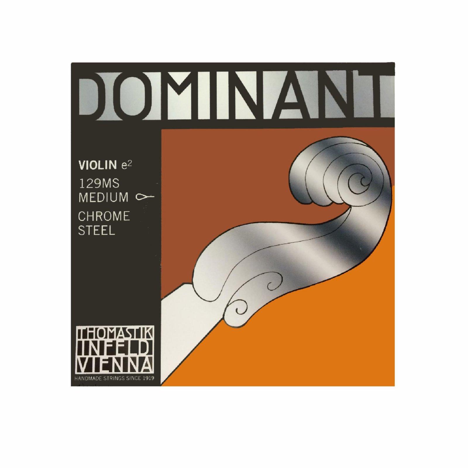 Dominant Violin D Silver