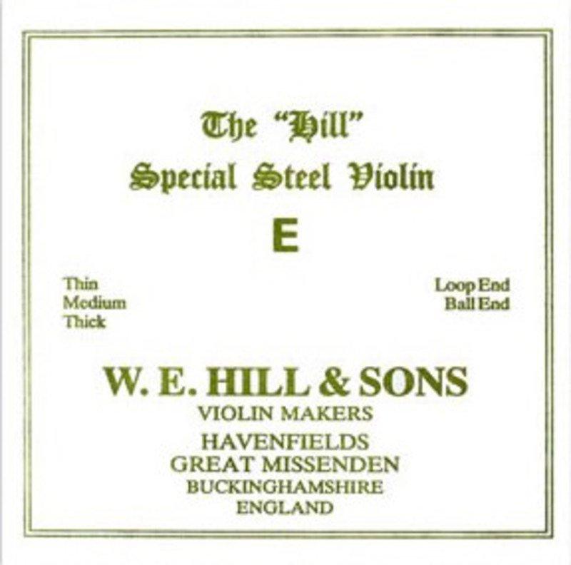 Hill Violin E Thick Loop