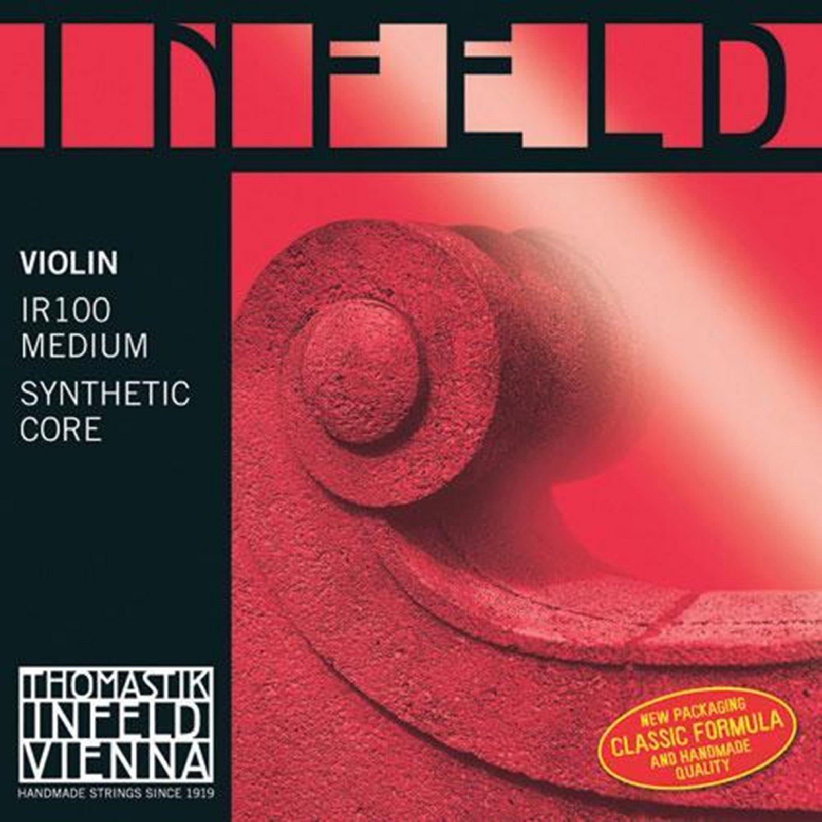 Infeld Red Violin A
