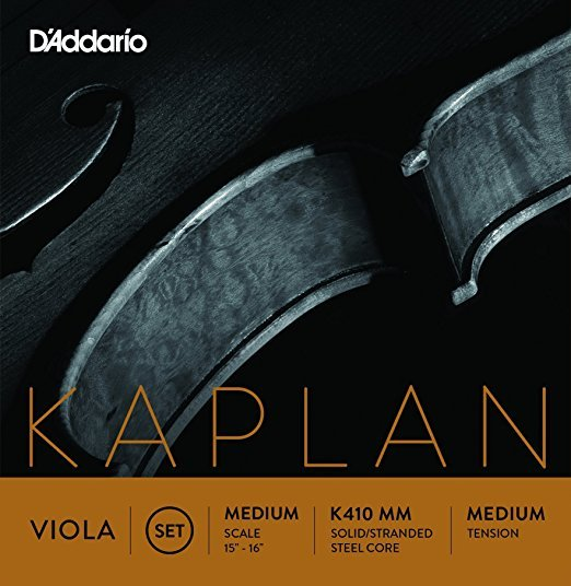 Kaplan Solutions Viola A Non-Whistling