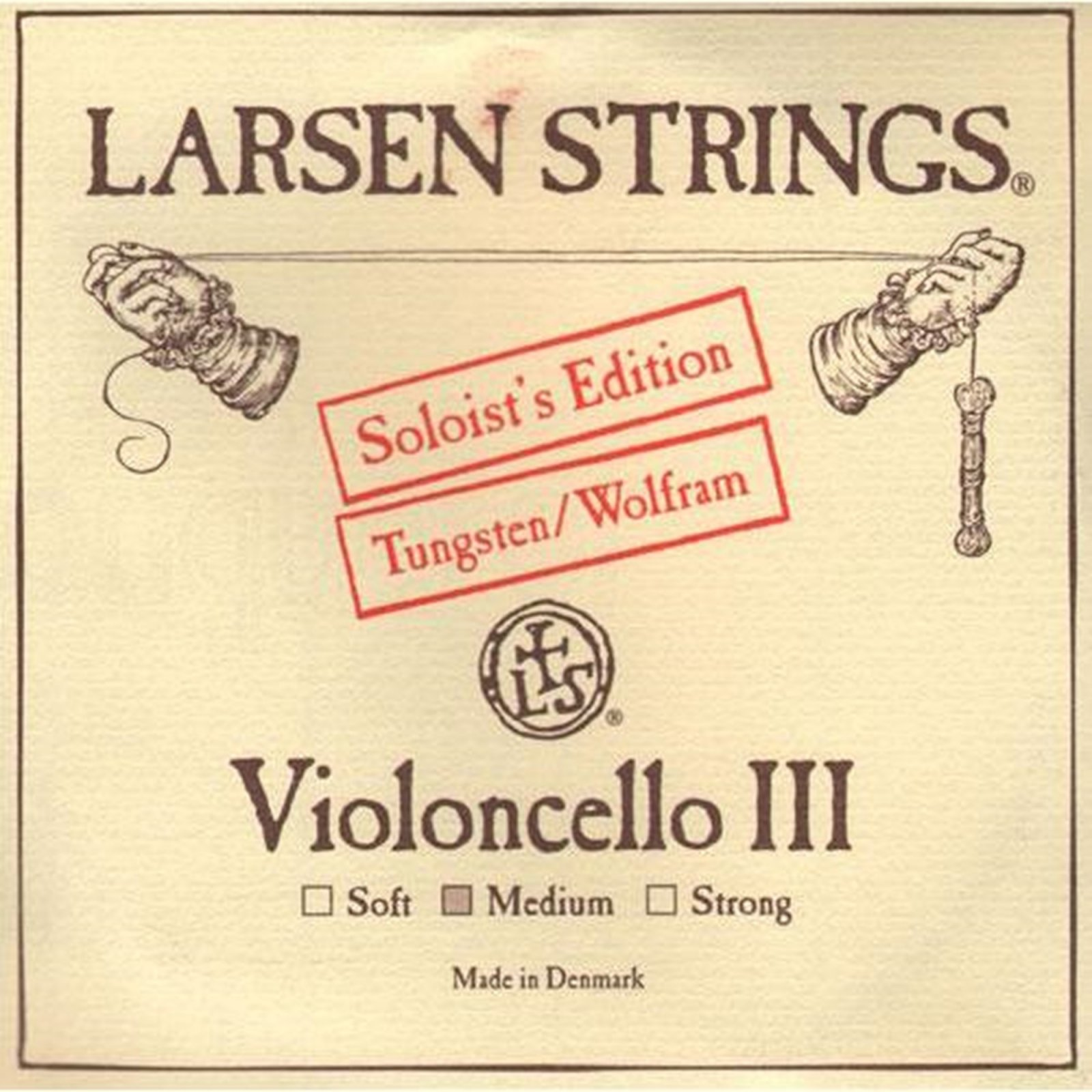 Larsen Soloist Cello D Strong