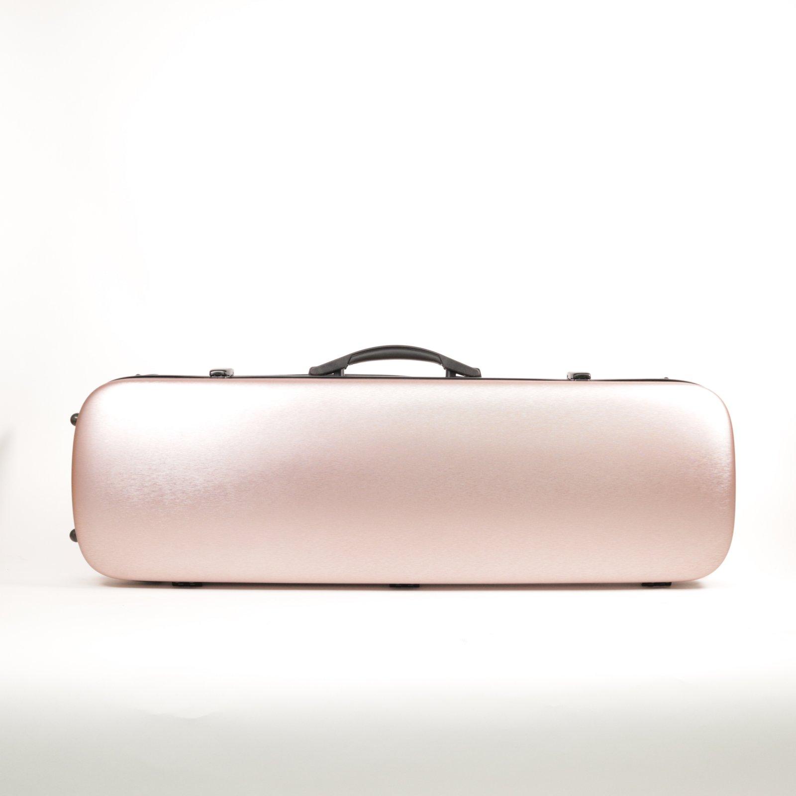 Oblong Violin Case- RoseGold