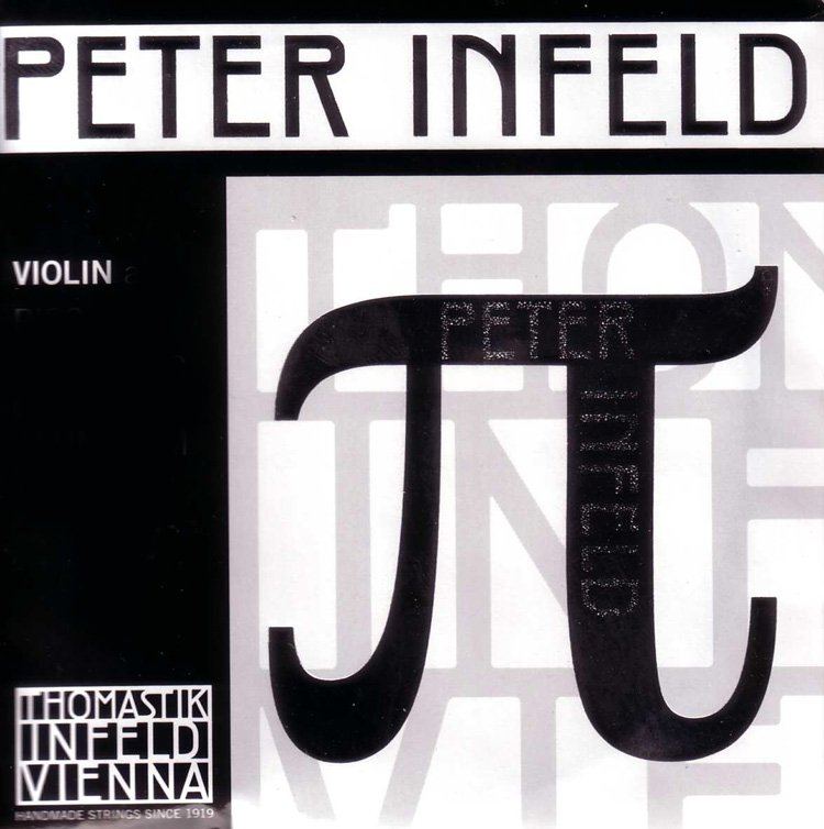 Peter Infeld Violin E Platinum