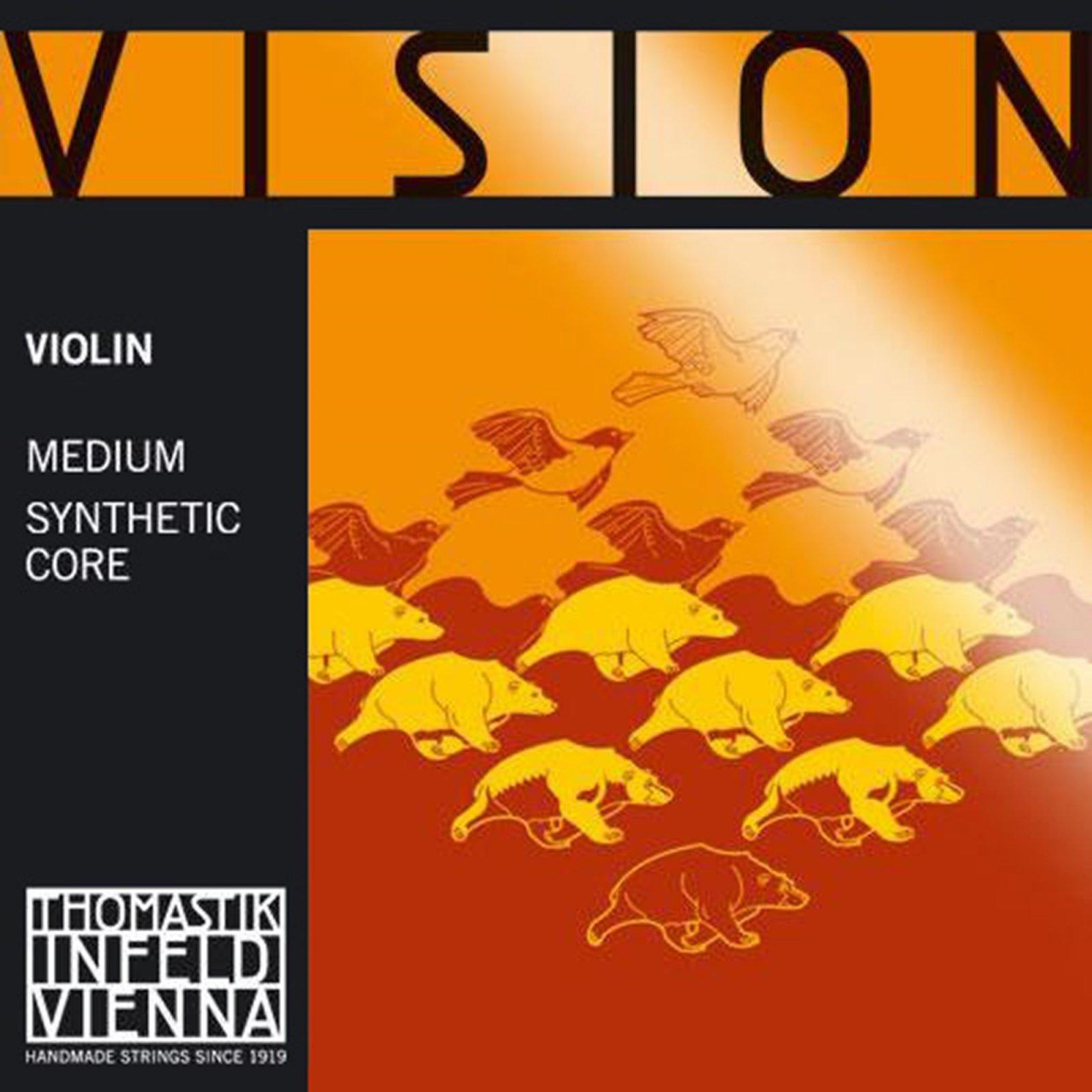1/4 Vision Violin D