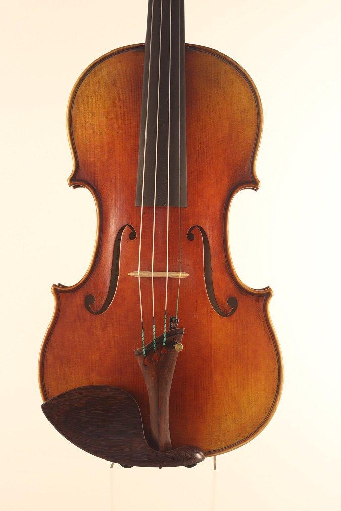 Zhen jie Zhao Violin 2017