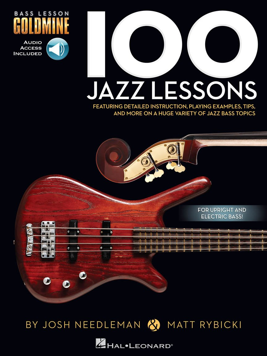 100 Jazz Lessons: Bass