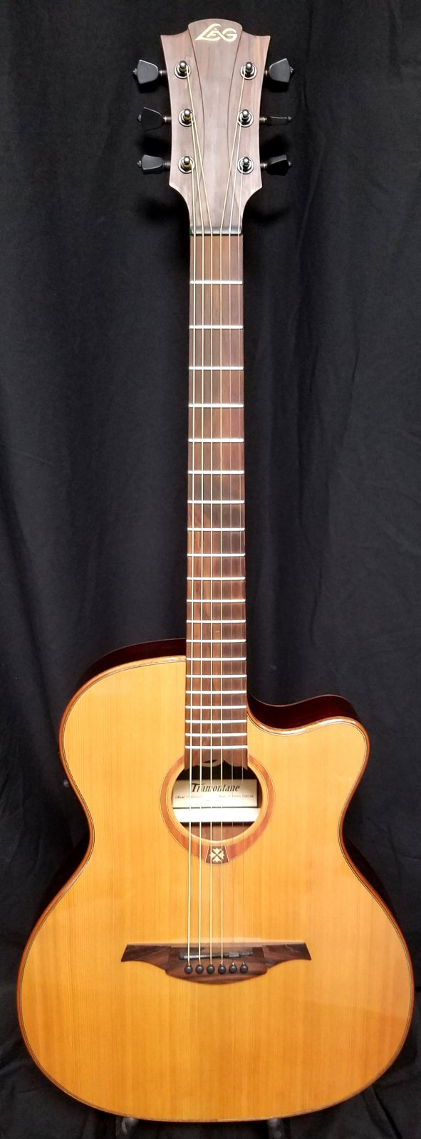 Used LAG T100ASCE Acoustic/Electric