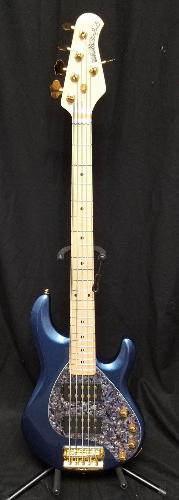Used Ernie Ball/Music Man StingRay 5  HH