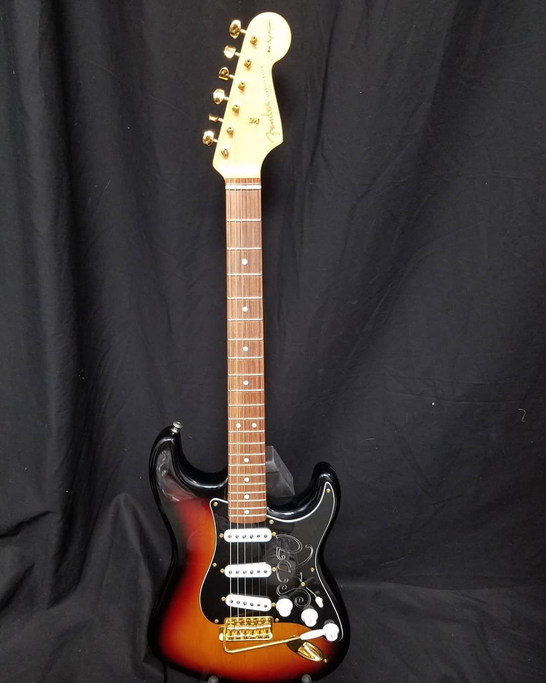 Used (Consignment) Fender SRV Signature Strat (Early 2000's)