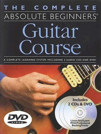 Complete: Absolute Beginners Guitar Course