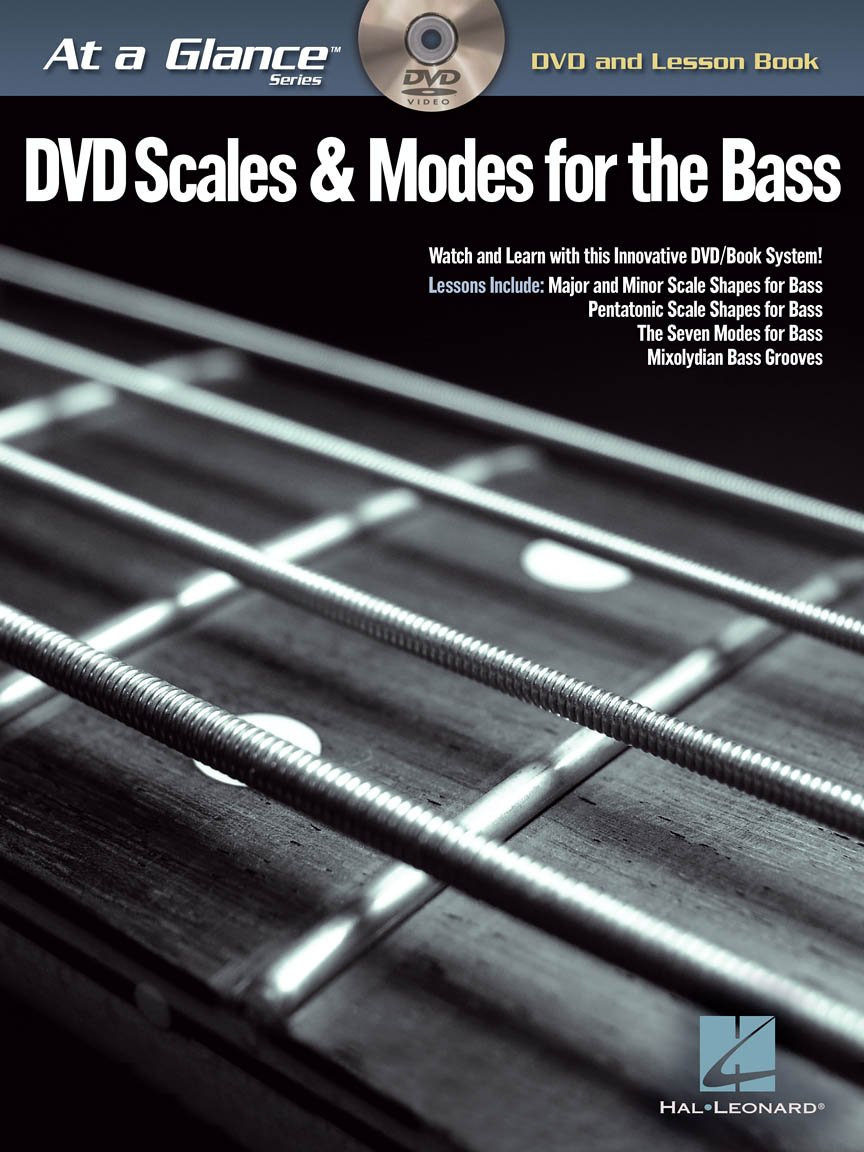 At A Glance: Scales & Modes for Bass