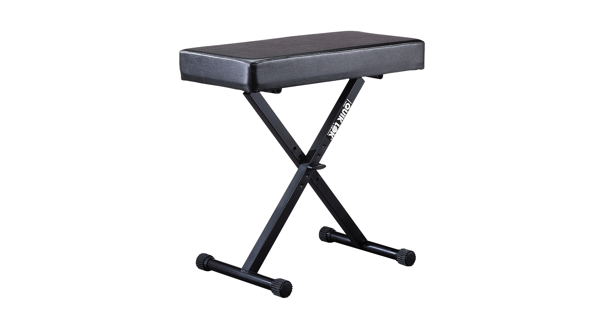 Quik Lok BX/14 Quality Keyboard Bench with Extra-Thick Vinyl Seat