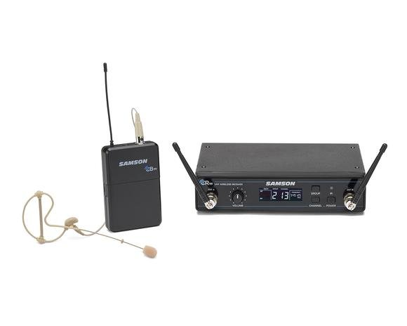 Samson Concert 99 Earset - Frequency-Agile UHF Wireless System