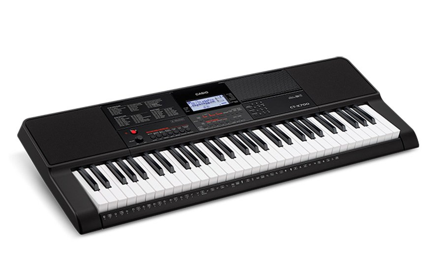 Casio CTX700 61-Note Keyboard