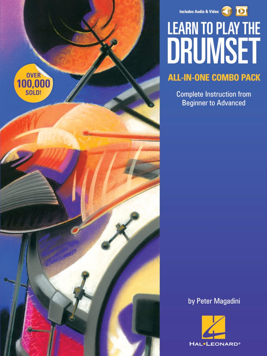 All-In-One: Learn to Play the Drums: Combo Pack