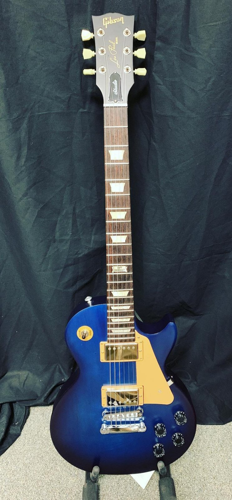 USED Gibson Les Paul Studio 120th Anniversary (2014) with Gig Bag