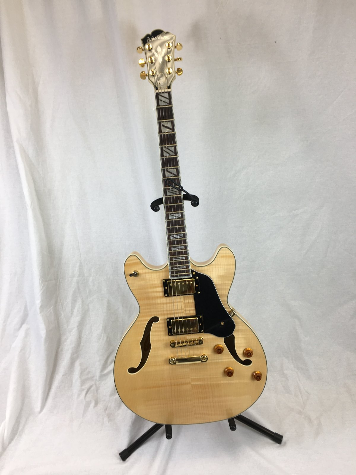 Washburn HB35NK Semi-Hollow