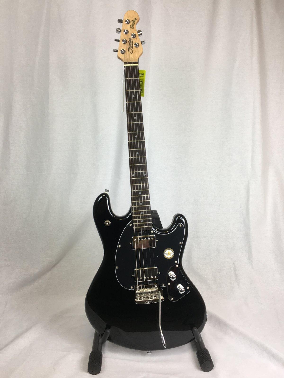 Sterling StingRay SR50 - Black- 2017
