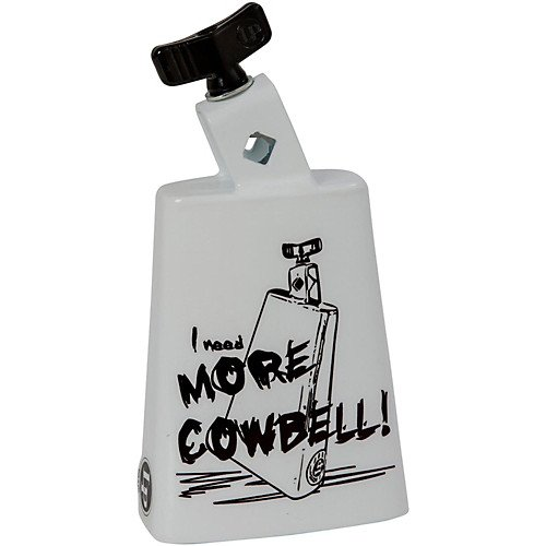 LP Collect-a-Bell Black Beauty - More Cowbell
