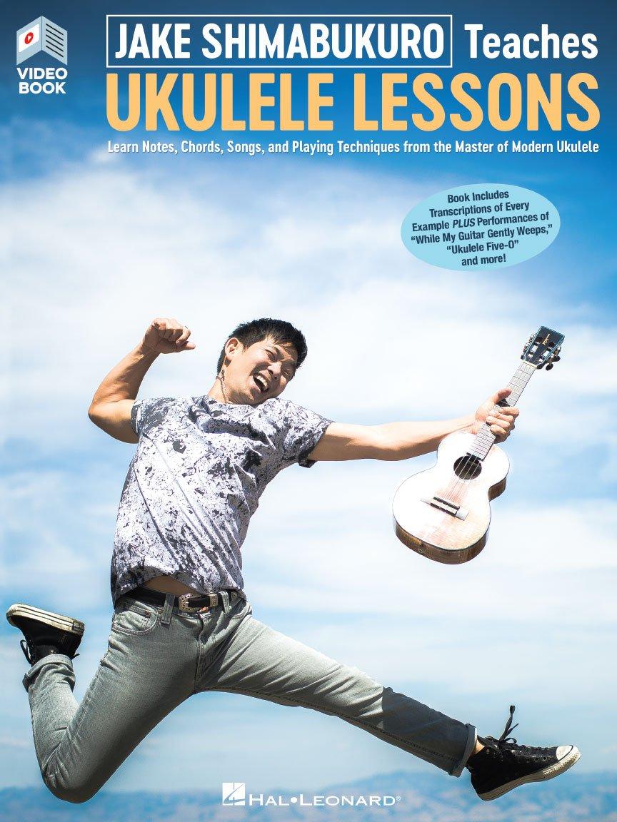 Ukulele Lessons by Jake Shimabukuro