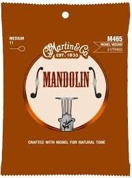 Martin M465 11-40 Monel Mandolin String Set