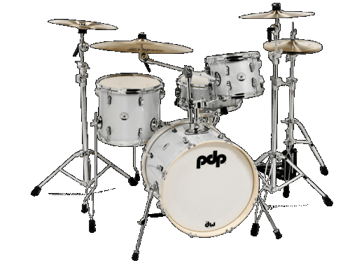 PDP New Yorker 4pc (Diamond finish)- Discontinued