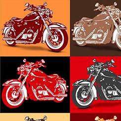 Biker for Life 26017 X