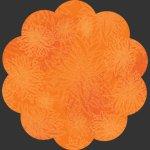 Floral Elements Orangine
