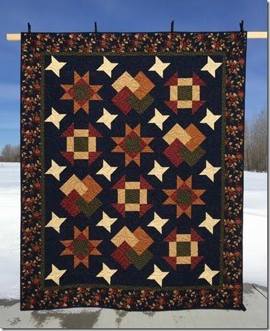Minnesota Stars Pattern