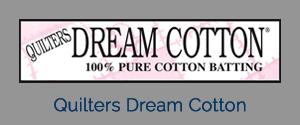90 Quilters Dream Cotton Batting